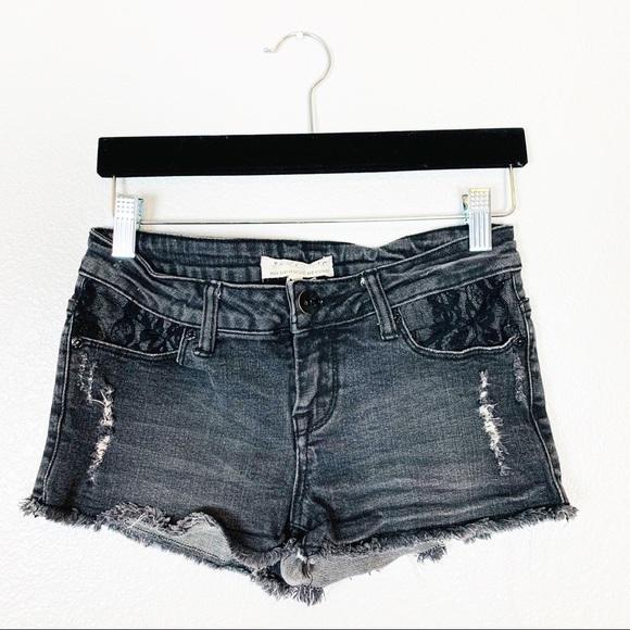 Iris Basic Pants - Iris Basic | Vintage Low Waist Shorts